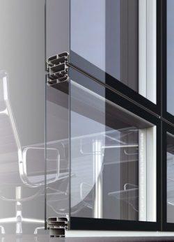 Kapı ve pencere profilleri, Türkiye'de üretilen alüminyum cepheler - AluCorex Aluminium Systems