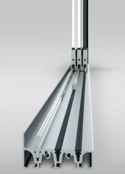 Sliding Sections - AluCorex Aluminium Systems