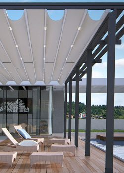 Awning Sections - AluCorex Aluminium Systems