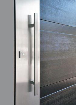 Yüksek kaliteli kulplar ve alüminyum bağlantı elemanları - AluCorex Aluminium Systems