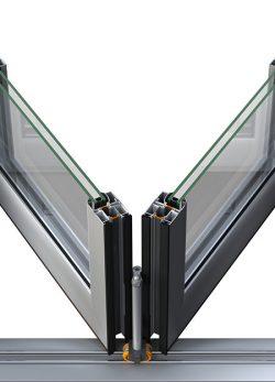لولای درب آلوکورکس آلومینیوم ترکیه - Alucorex Aluminium Systems