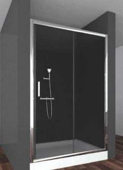 کابین دوش angolo آلوکورکس ساخت ترکیه - angolo Shower cabin Alucorex Aluminium Systems