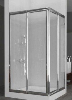 کابین دوش bella آلوکورکس ساخت ترکیه - bella Shower cabin Alucorex Aluminium Systems