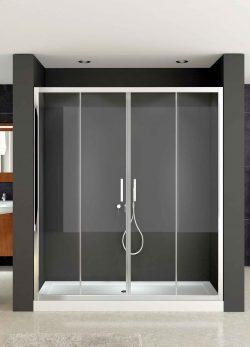 کابین دوش divo آلوکورکس ساخت ترکیه - divo Shower cabin Alucorex Aluminium Systems