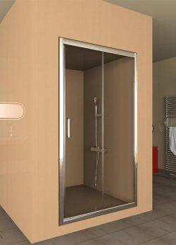 کابین دوش duolinee آلوکورکس ساخت ترکیه - duolinee Shower cabin Alucorex Aluminium Systems