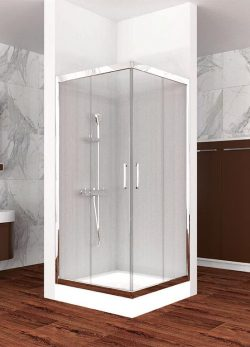 کابین دوش luce آلوکورکس ساخت ترکیه - luce Shower cabin Alucorex Aluminium Systems