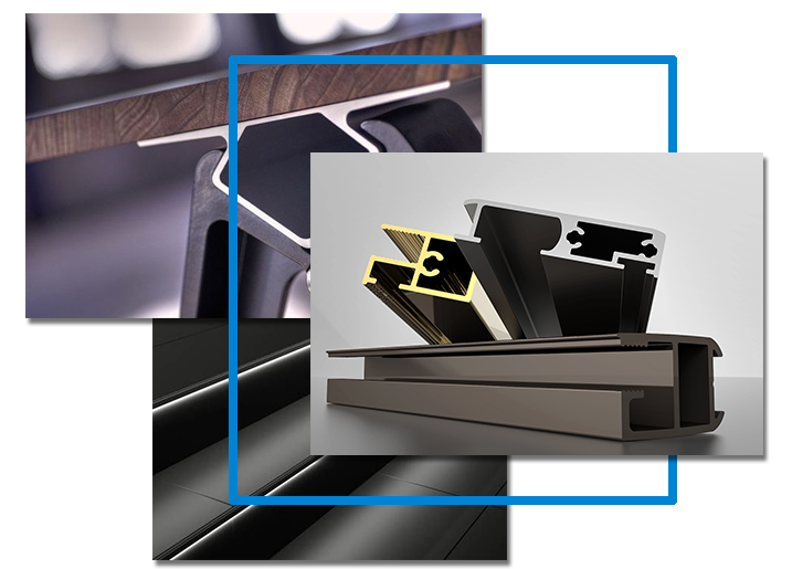 Alucorex Aluminium Systems - Made in Turkey
