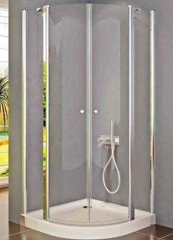 کابین دوش relax آلوکورکس ساخت ترکیه - relax Shower cabin Alucorex Aluminium Systems