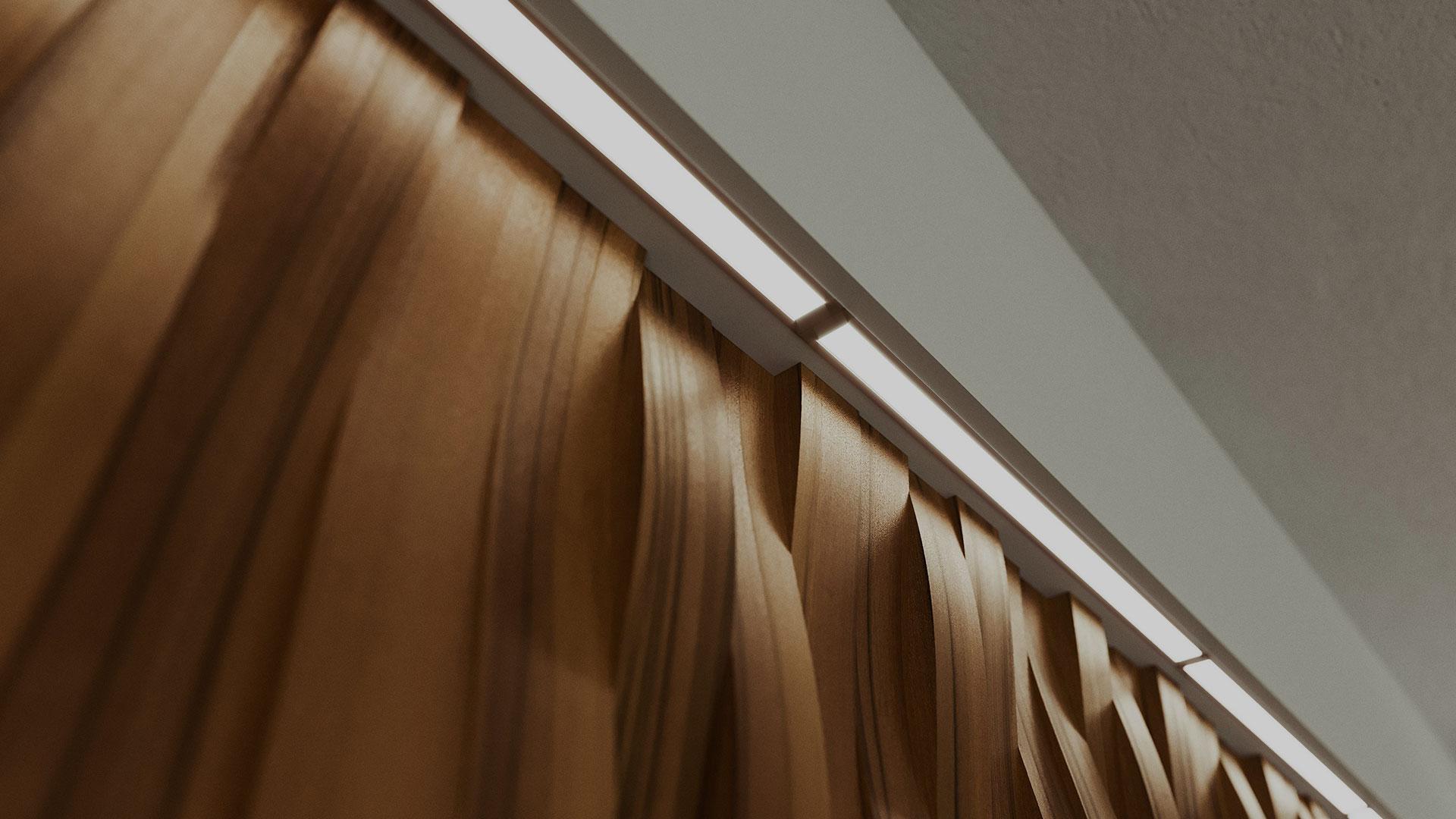 پروفیلهای آلومینیومی روشنایی آلوکورکس ساخت ترکیه - Alucorex Aluminium Systems