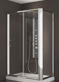 کابین دوش superlux آلوکورکس ساخت ترکیه - superlux Shower cabin Alucorex Aluminium Systems