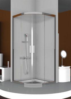 کابین دوش trelinee آلوکورکس ساخت ترکیه - trelinee Shower cabin Alucorex Aluminium Systems