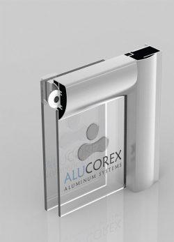کابین دوش varese آلوکورکس ساخت ترکیه - varese Shower cabin Alucorex Aluminium Systems